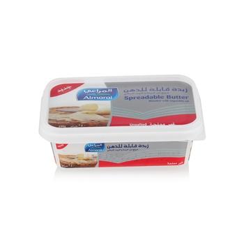 Almarai Spreadable Butter Unsalted 250g