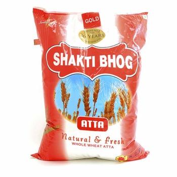 Shakti Bhog Whole Wheat Atta 5kg