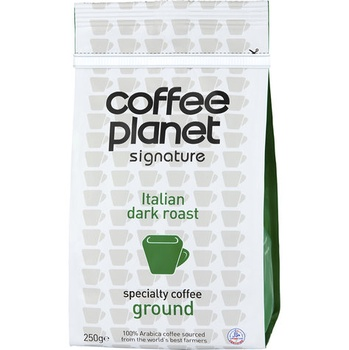 Coffee Planet Italian Ground 250g