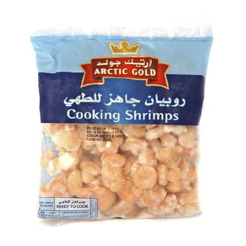 Arctic Gold Shrimps - Cooking 1000g