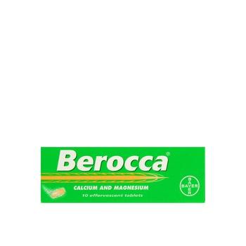 Berocca Calcium & Magnesium Tablets 10pcs