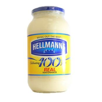 Hellmanns real mayonnaise 800g