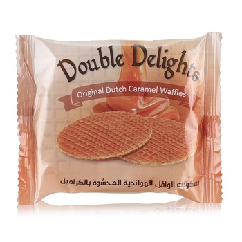Double Delight Waffles Duo 78g