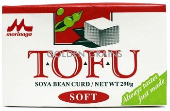 Morinaga Soy Bean Curd Red 290g