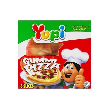 Yupi Gummi Pizza 23Gms