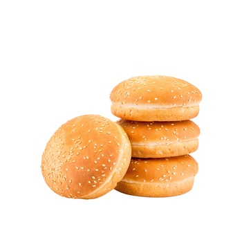 Vienna Bakery Hamburger Roll 6 Pcs