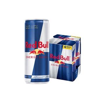 Red Bull Energy Drink 4x250ml