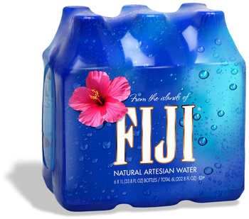 Fiji Natural Artesian Water 6x1ltr