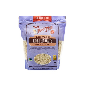 Bobs Red Mill Gluten Free Rolled Oats Quick 794g
