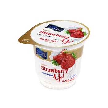 Al Rawabi Yoghart-Yo Strawbery 130g