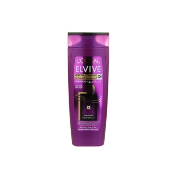 Loreal Elvive Keratin Straight Sleek Shampoo 400 ml
