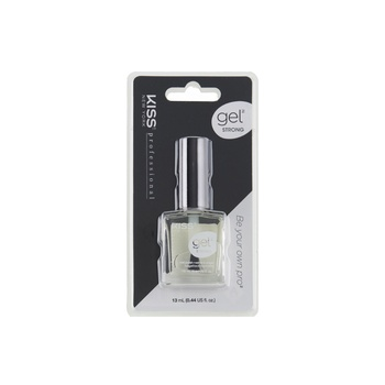 Kiss New York Gel Strong Nail Polish Top Coat 13ml KNPC001