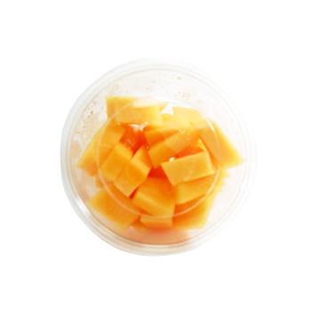 Rock Melon Cubes