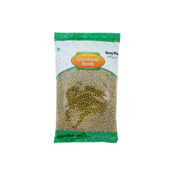 Goodness Foods Moong Whole 1kg
