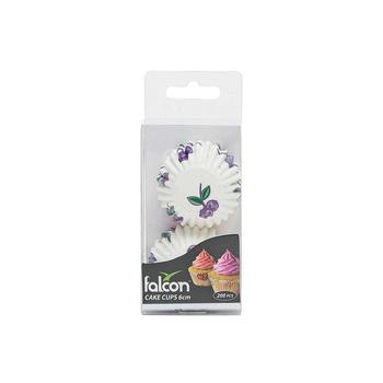 Falcon Paper Cake Cups 6 Cm 200pcs