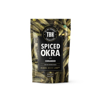 TBH Spiced Okra With Coriander 70g