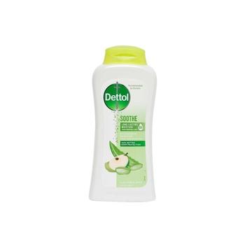 Dettol Soothe Antibacterial Body Wash Aloe Vera & Apple 250 ml