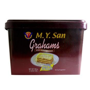 My San Grahams Crackers Honey 700g