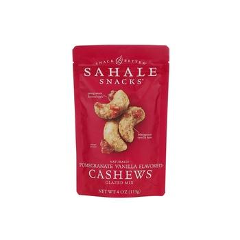 Sahale Pomegran Vanilla Cashew 113G