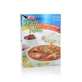 Gits Ready Meal Paneer Makhani 285g