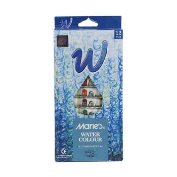 Maries Water Color 12 Tubes