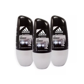 Adidas Dynamic Pulse Roll On 50ml Pack of 3
