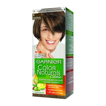 Garnier Color Naturals Crème 6 Dark Blnd@25% Off