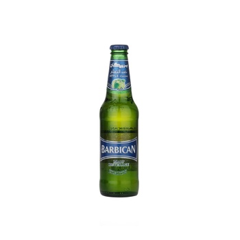 Barbican Malt Beverage Non Alchoholic Beer Apple 330ml