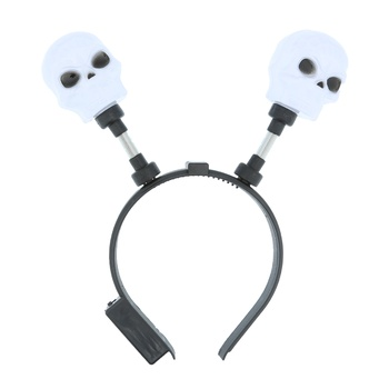 Halloween Skull Hair Band