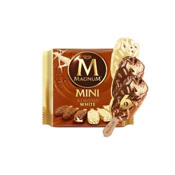 Magnum Mini Wht Alm 60Ml 6 Pack