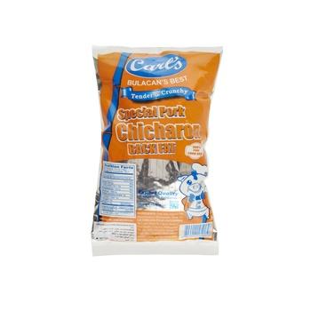 Carls Best Chicharon Back Pork 150g