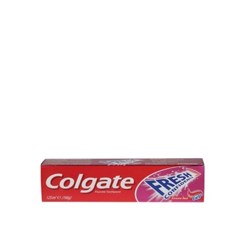 Colgate Toothpaste Xtreme Red Gel 125ml