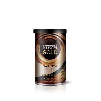Nescafe Gold Barista Style Instant Coffee 100g Tin