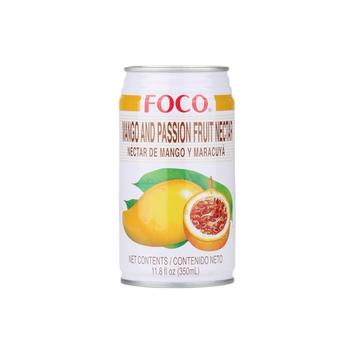 Foco Drink - Mango& Passion Fruit 350ml