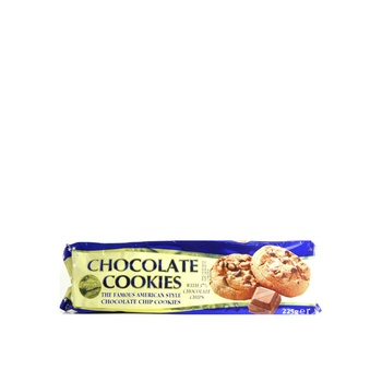 Merba Chocolate Cookies 225g