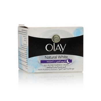 Olay Face Cream White Night 50g