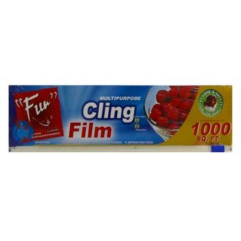Al Bayader Cling Film 300 X 30 cm 1000 Sq. Ft.
