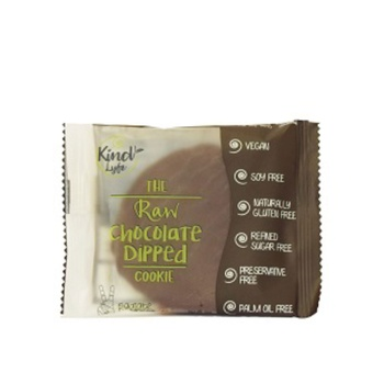 Kind Lyfe The Raw Chocolate Dipped Cookie 35g