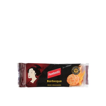 Fantastic Barbeque Rice Crackers 100g