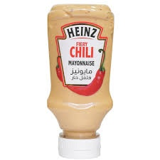 Heinz Mayonnaise Chili 225 ml
