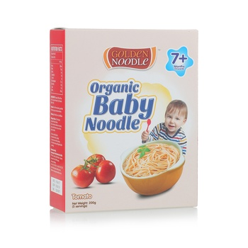 Golden Noodle Orgnic Baby Tomato 200g