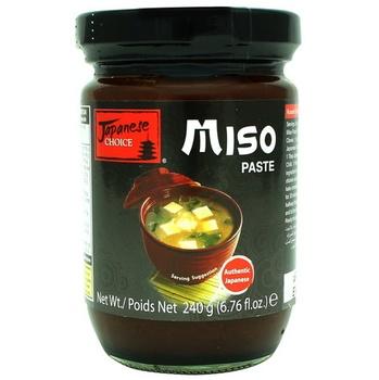 Japanese Choice Miso Paste 240g