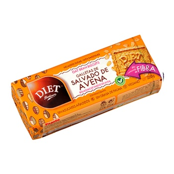 Diet Radisson Oat Bran Biscuits220g