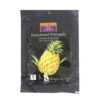 Thai Choice Dehydrated Pineapple 100g