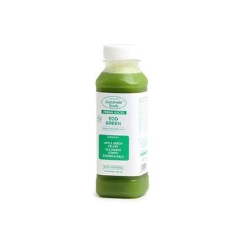 Goodness Foods Eco Green Juice 330ml