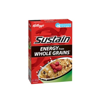 Kelloggs Sustain - Whole Grains 480g