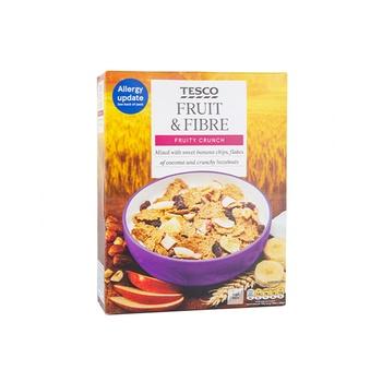 Tesco Fruit&Fibre Cereal 750g