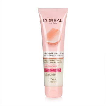 L'Oréal Paris Rare Flower Cleansing Gel Cream For Women 200ml