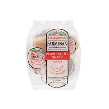 Belgioso Parmesan Snack Pack 170G