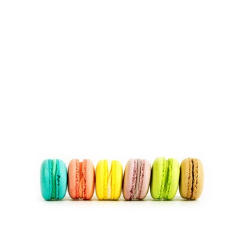 Vienna Bakery Assorted Small Macaroons